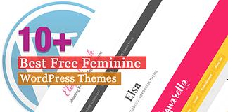 Best Free Feminine WordPress Theme