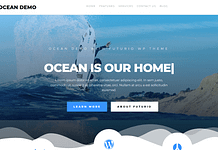 Futurio - Free WordPress Multipurpose Theme