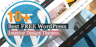 Best Free Interior Design WordPress Themes