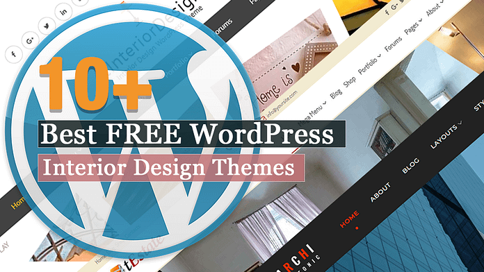 Best Free Interior Design WordPress Themes