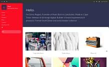 Peak - Excellent Portfolio WordPress Theme