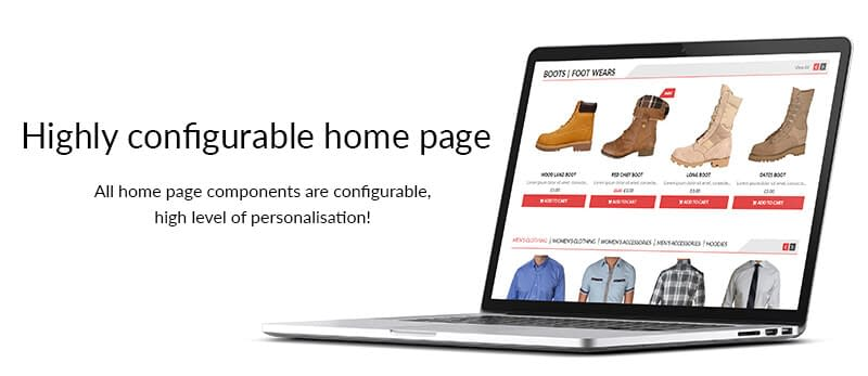 highly-configurable-home-page