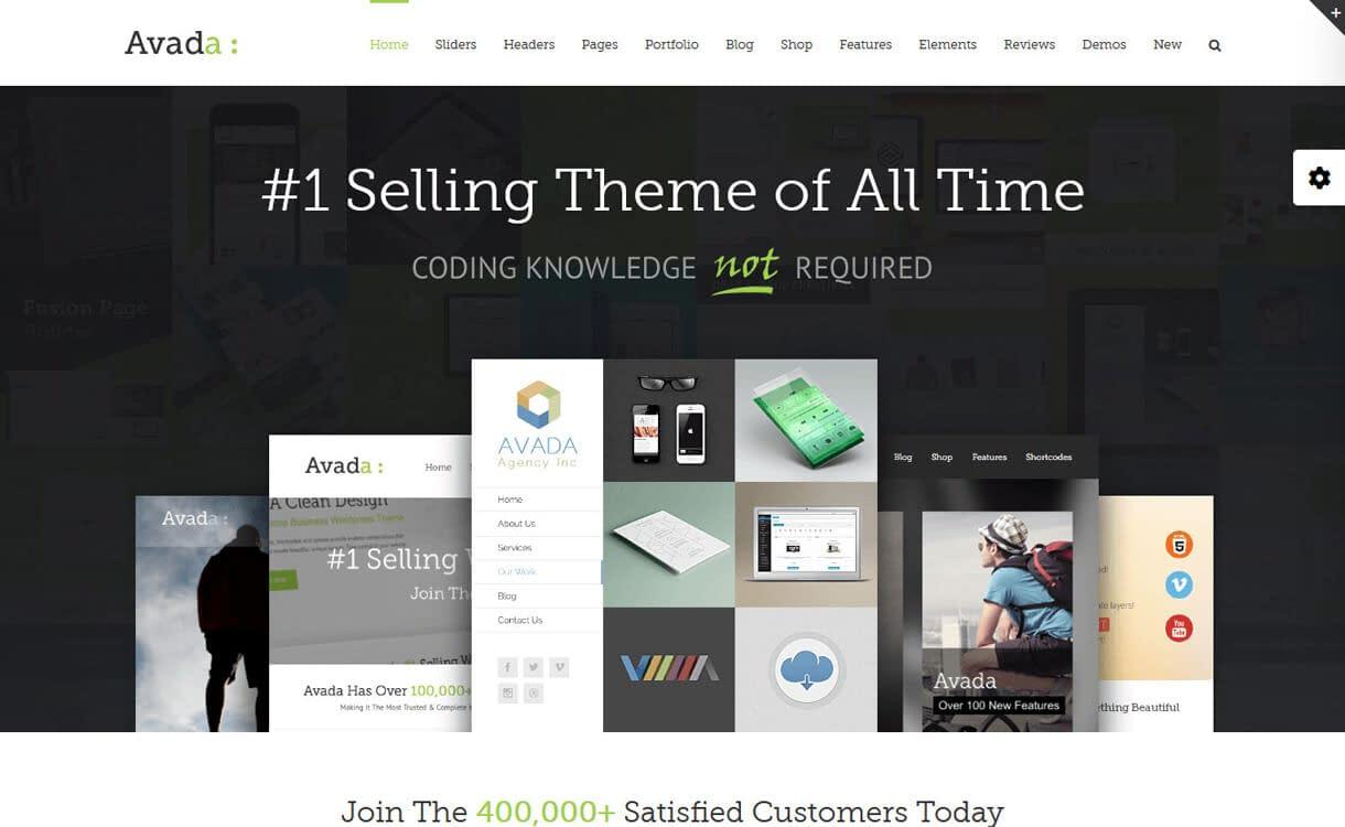 Avada - Best WordPress Multipurpose Theme