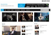 News Anchor - Free WordPress News/Magazine Theme