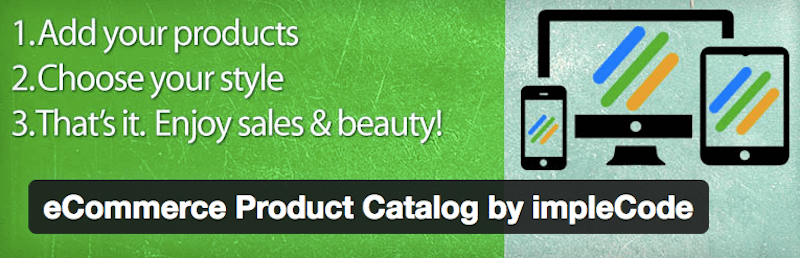 eCommerce Product Catalog WordPress Tools to Help You Run Your eCommerce Store
