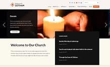 Faith - Free Charity WordPress Theme
