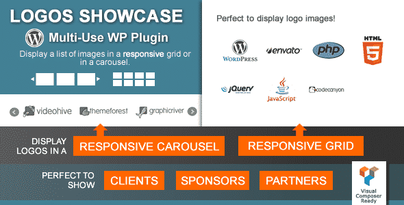 Logos Showcase - WordPress Clients Logo Showcase Plugins