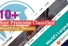 Best Premium Classified WordPress Themes