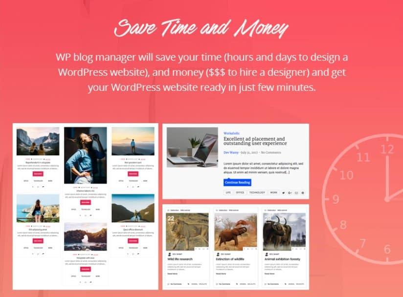 WP Blog Manager - WordPress Plugin Review
