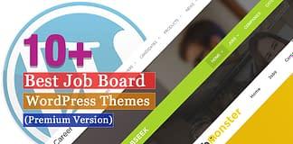 Best Premium Job Board WordPress Themes