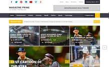 Magazine Prime - Best Free Adsense WordPress Themes