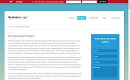 Ink Appointment Plugin - Online Booking WordPress Plugin