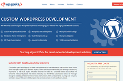WPGeeks-Customization-Theme
