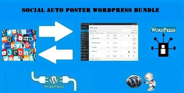 Social Auto Poster - WordPress Social Auto Post Plugins