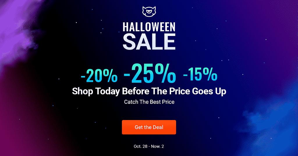 Best WordPress Deals and Discounts for Halloween 2020 [Upto 50% OFF]