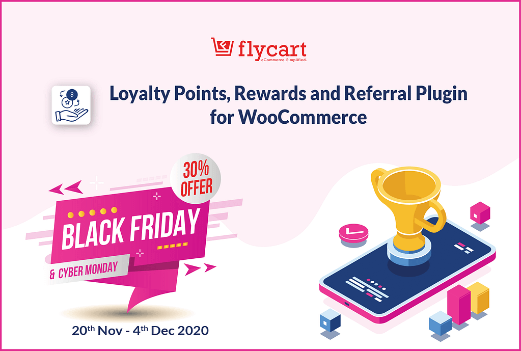 Loyalty Points and Rewards for WooCommerce - BFCM 2020