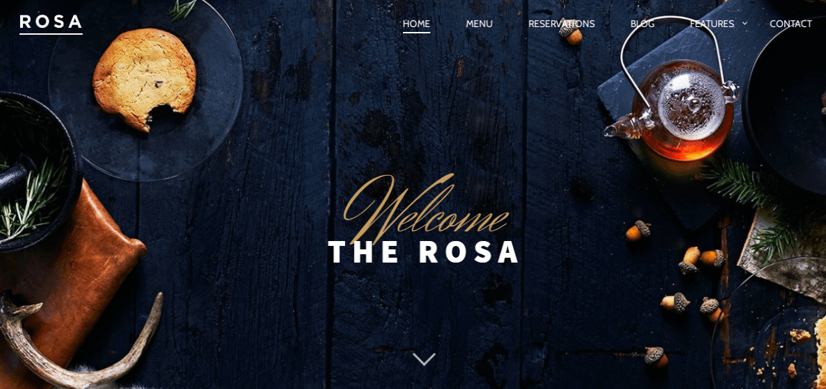 Rosa Lite - Best Free Home Rental and Property WordPress Themes