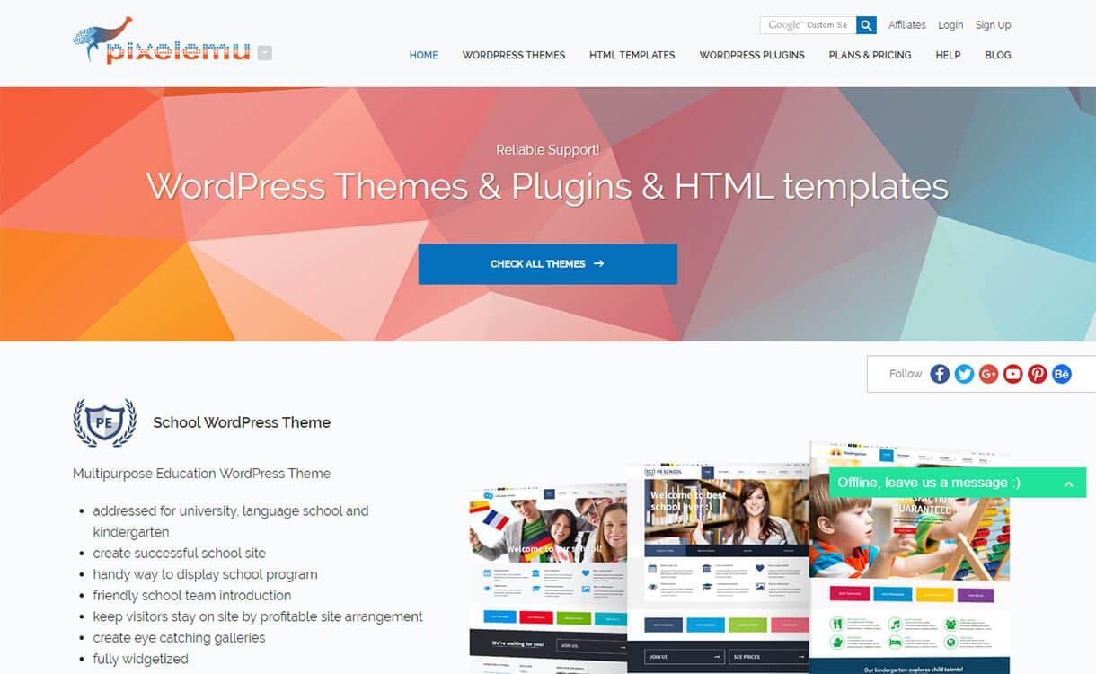 pixelemu-wordpress-deals-for-black-friday