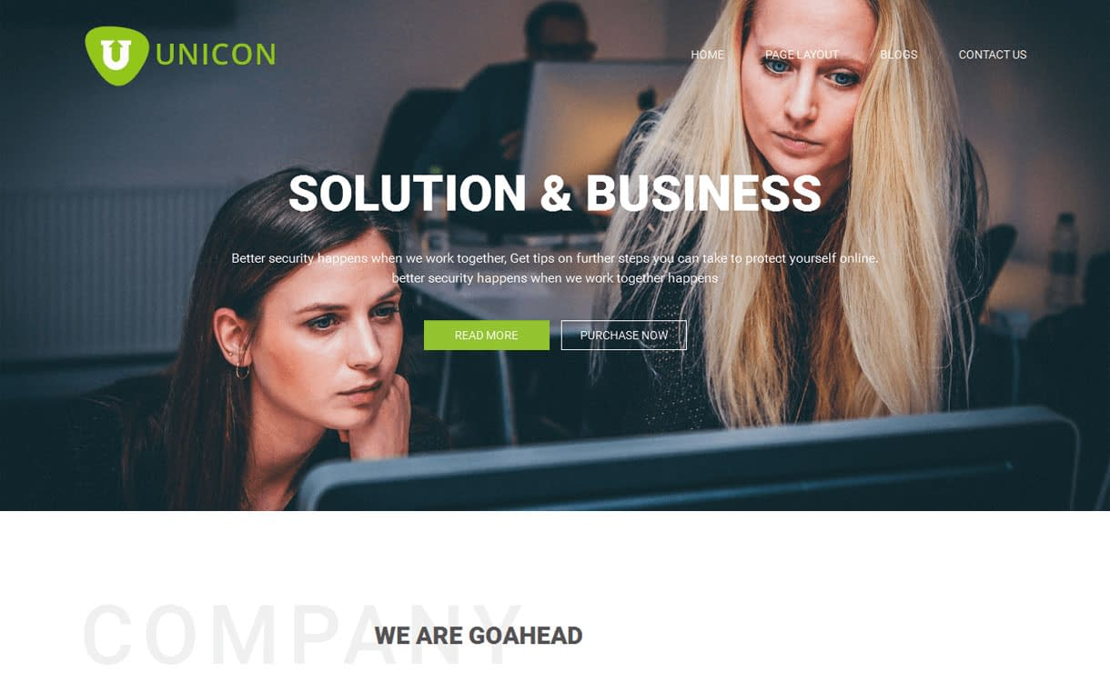unicon-best-free-WordPress-theme-October-2016