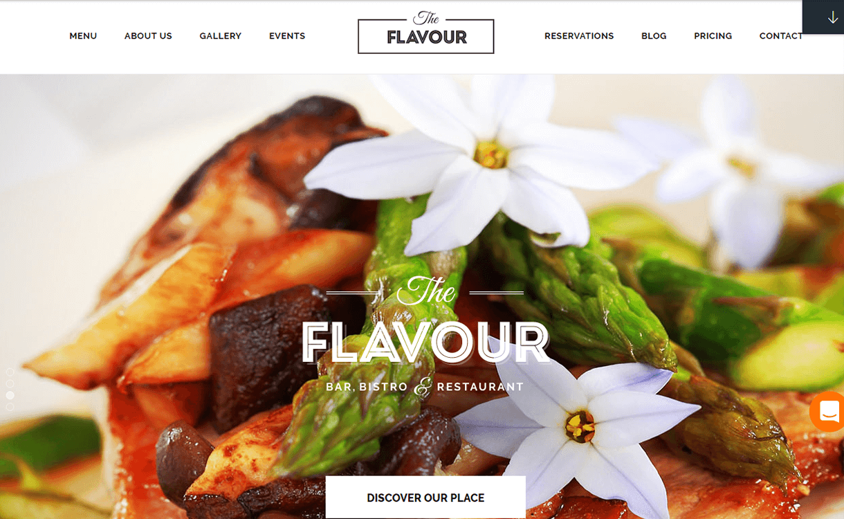 25+ Best Cafe and Restaurant WordPress Themes 2020