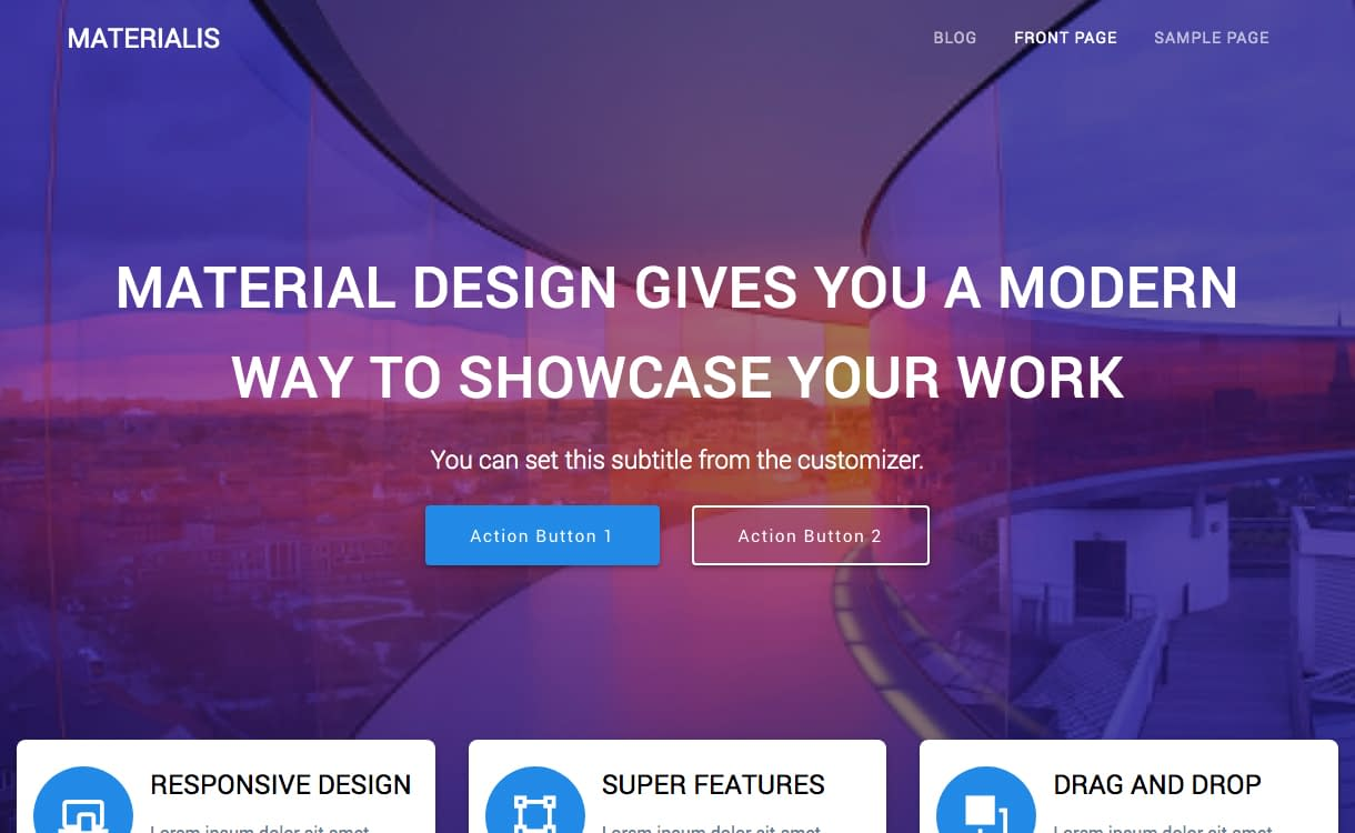 15+ Best Free Multipurpose WordPress Themes and Templates