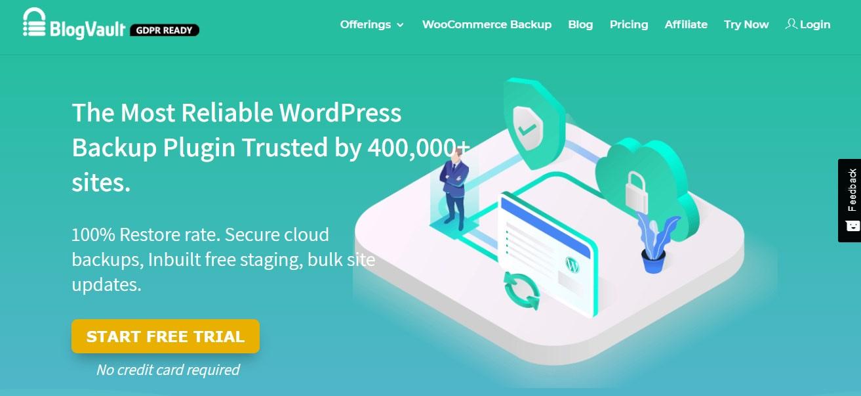 BlogVault - WordPress Backup Plugin