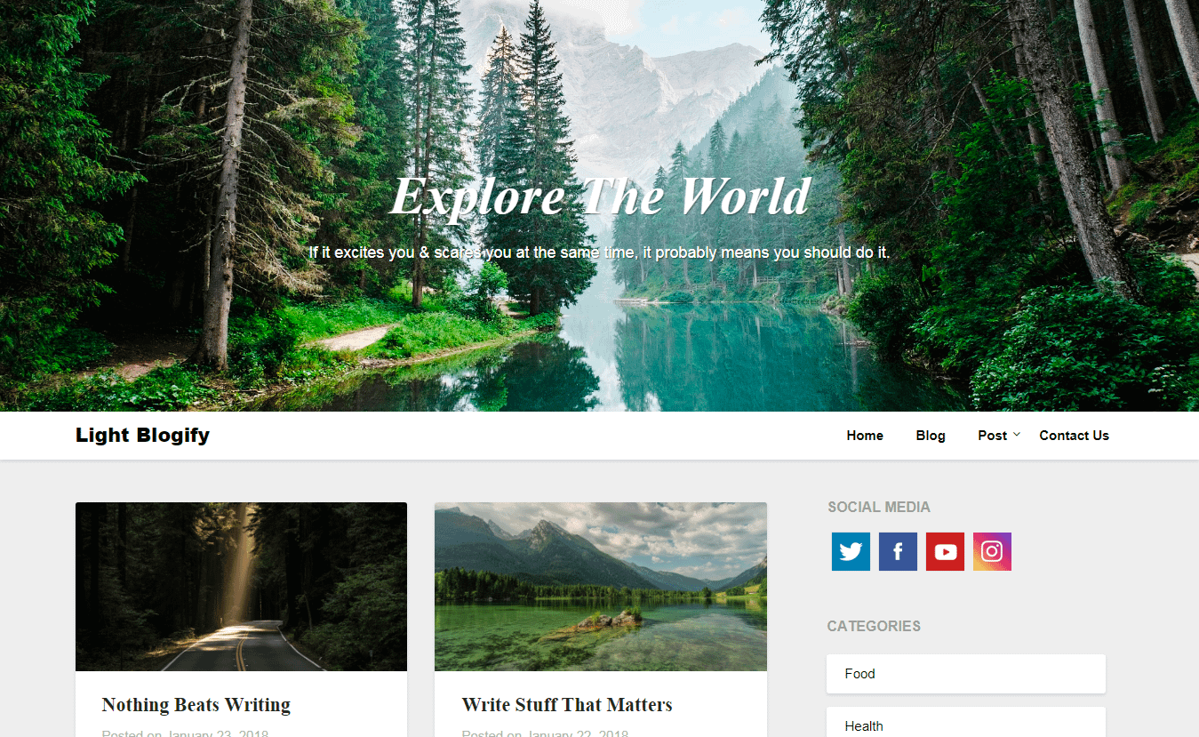 10+ Best Free Review WordPress Themes