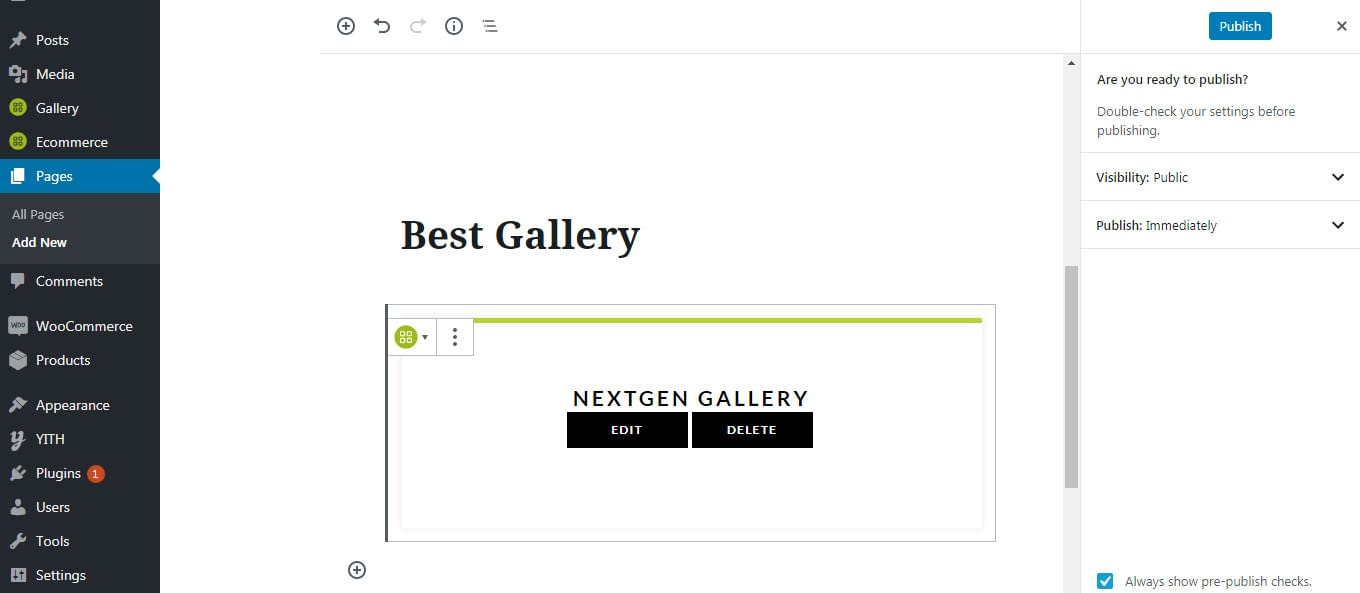 NextGEN-Gallery-Publish