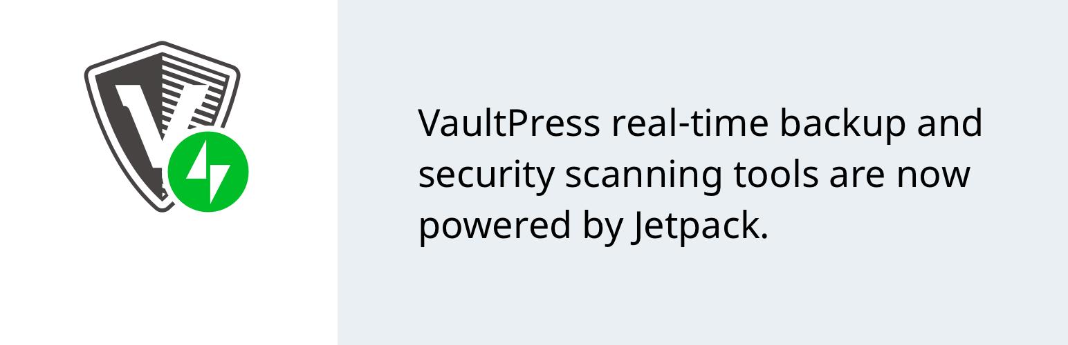 VaultPress - WordPress Backup Plugin