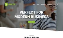 Unicon Pro - Multipurpose Premium WordPress Business/Corporate Theme