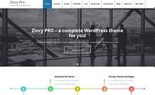 Zincy Pro - Premium WordPress Business Theme