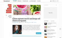 Sensational - Premium Magazine WordPress Theme