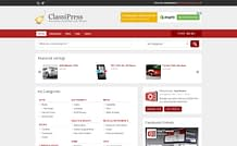 ClassiPress - Premium Classified Ads Theme
