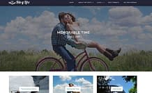 Blog Lite - Free WordPress Blogging Theme
