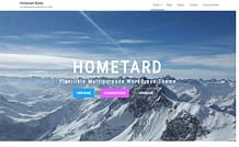 Homeyard - Free Multipurpose WordPress Theme