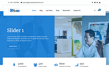 Doko-Premium Material Design WordPress Corporate Theme