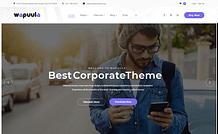 Wapuula-Multipurpose Corporate WordPress Theme