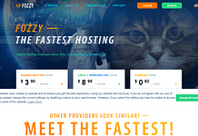 Fozzy - Fastest WordPress Hosting