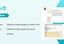 Everest Review Lite – Free WordPress User/Admin Review Plugin