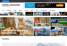 Travel-Magazine