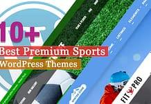 Best Premium Sports WordPress Themes