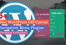 5+ Best WordPress Off-Canvas Navigation Menu Plugins (Premium Collection)