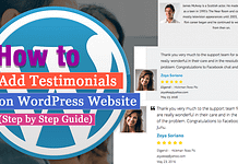 How to Add Testimonials on WordPress Website? (Step by Step Guide)