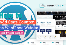 How to Add Stats Counter on WordPress Website? (Step by Step Guide)