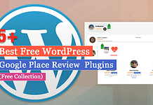 Best Free WordPress Google Place Review Plugins