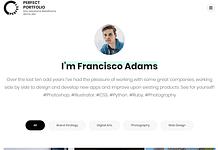 Perfect Portfolio WordPress Theme