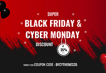 Super Black Friday Deal - Sparkle Themes