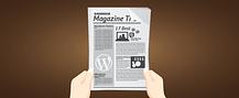 Free Responsive Magazine WordPress Themes
