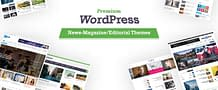 WordPress News Magazine Themes