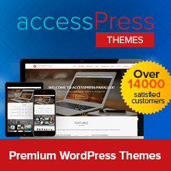AccessPress Themes Banner